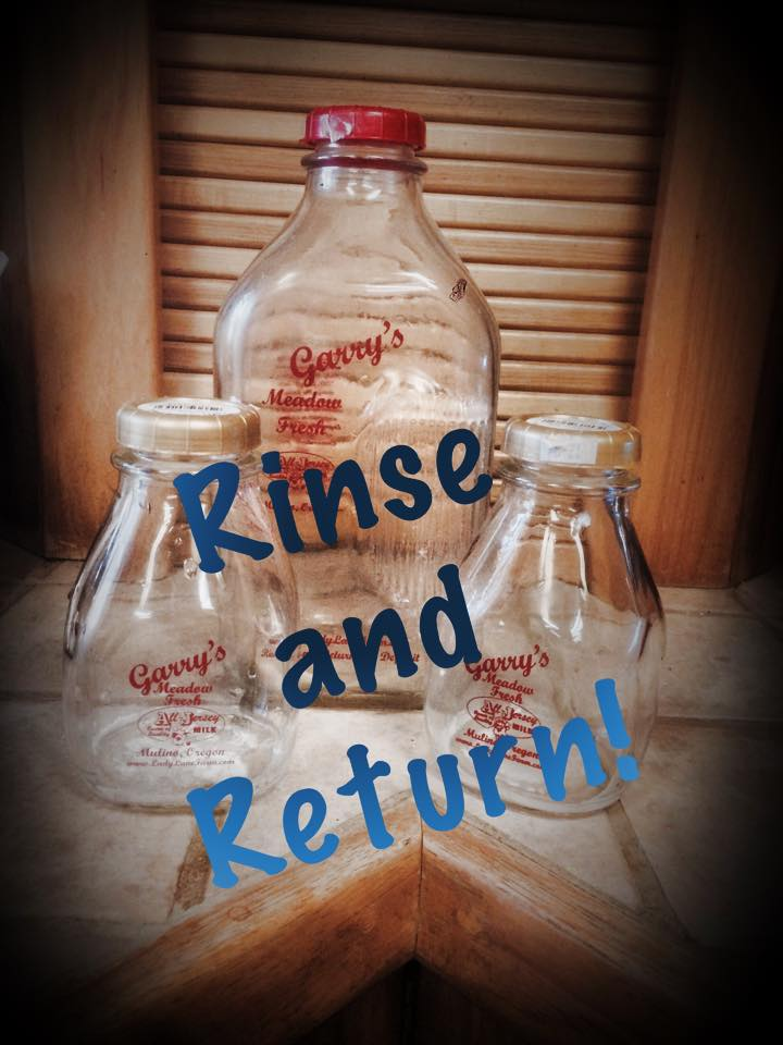 rinse-and-return